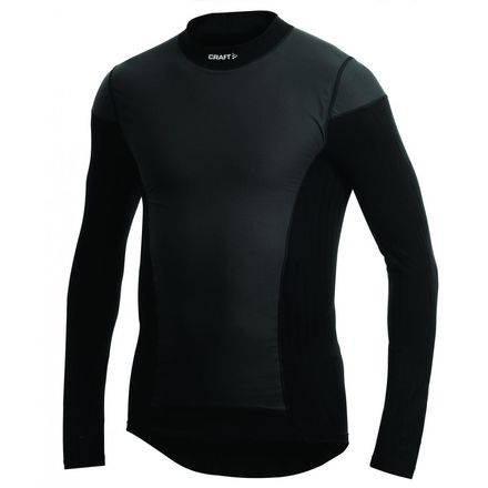 Craft Active WindStopper Crewneck Base Layer - Long-Sleeve - Men's