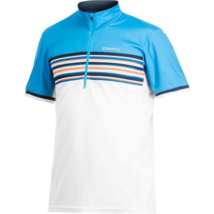 Craft PB Stripe Jersey - Short-Sleeeve - Men's