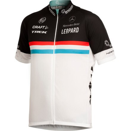Craft Team Leopard Replica Jersey - Short-Sleeve - Men's