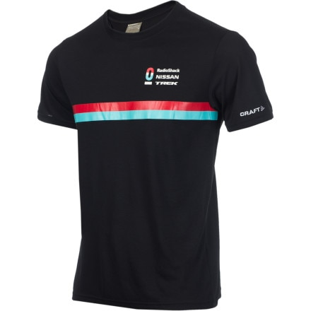Craft RadioShack Nissan Trek Pep T-Shirt