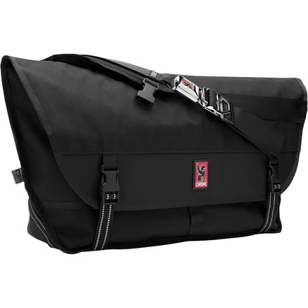 Chrome Metropolis Messenger Bag - 2440cu in
