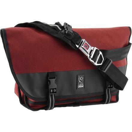 Citizen Messenger Bag Chrome