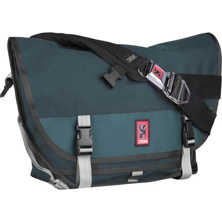 Chrome Mini Metro Messenger Bag - 1251cu in