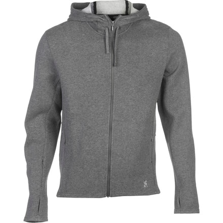 Chrome Stock Cobra Full-Zip Hoodie