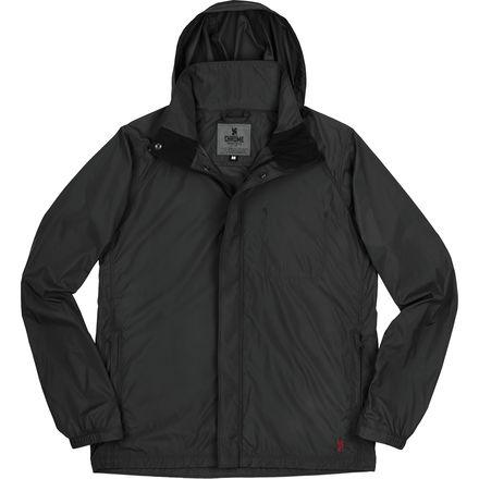 Wind Cobra Packable Jacket - Men's Chrome