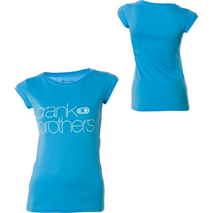 Crank Brothers Page T-Shirt - Short-Sleeve - Women's