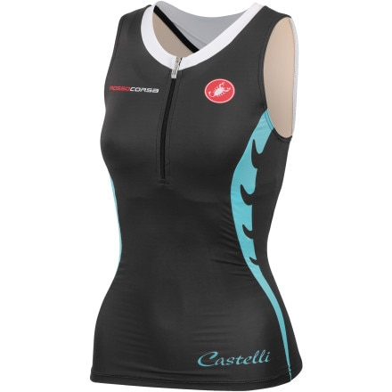 Body Paint Tri Singlet - Women's Castelli