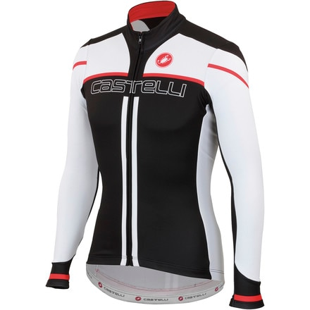 Castelli Free Men's Long Sleeve Jersey