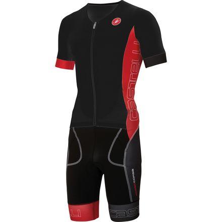 Free Sanremo Suit - Short Sleeve - Men's Castelli