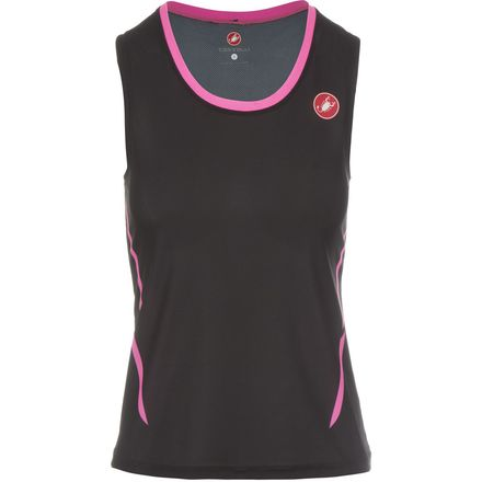 ALII Run Jersey - Sleeveless - Women's Castelli