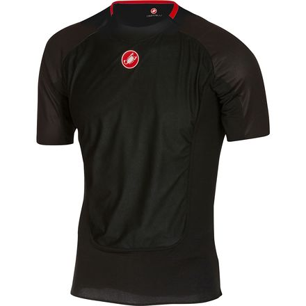 Prosecco Wind Short-Sleeve Baselayer - Men's Castelli