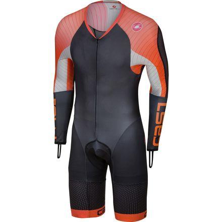 Body Paint 3.3 Long-Sleeve Speed Suit - Men's Castelli