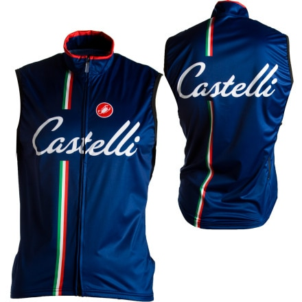 Castelli Ganna Cycling Vest - Men's