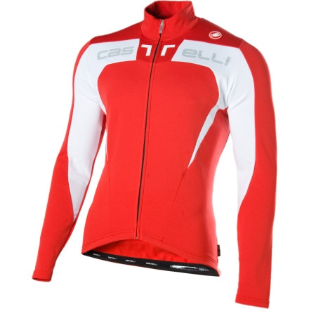 Castelli Contatto Long Sleeve Jersey
