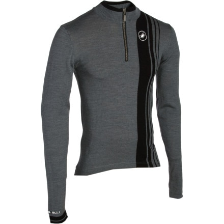 Castelli Costante Wool Long Sleeve Jersey