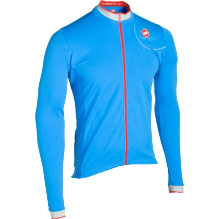 Castelli GPM Full-Zip Long Sleeve Jersey