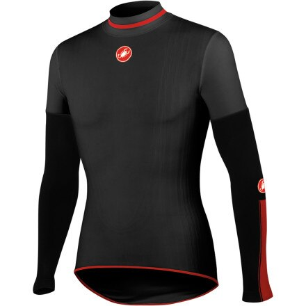Castelli Feroce Windproof Long Sleeve Top