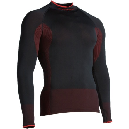 Castelli Iride Seamless Long Sleeve Top