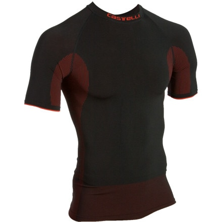 Castelli Iride Seamless Short Sleeve Top