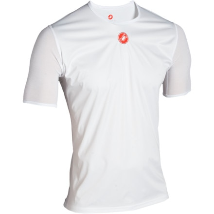 Castelli Wind Baselayer Short Sleeve Top
