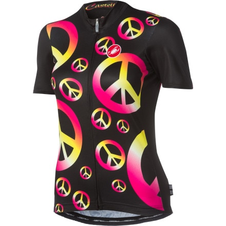 Castelli Peace Short Sleeve Women's Jersey