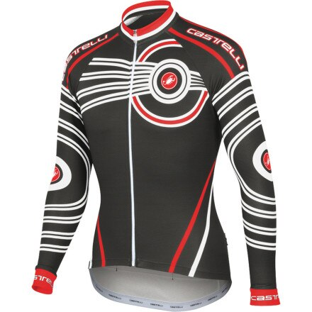Castelli Mugello Long Sleeve Jersey