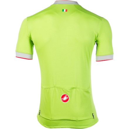 Castelli GPM Full-Zip Jersey - Short-Sleeve - Men's