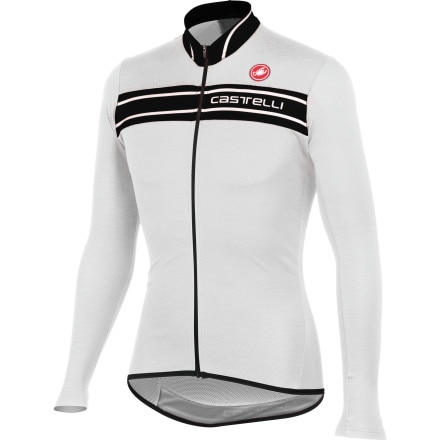 Castelli Prologo 3 Cycling Jersey - Long-Sleeve - Men's