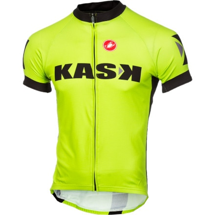 Castelli Kask Team Short Sleeve Jersey