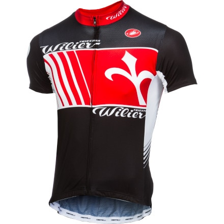 Castelli Wilier Team Short Sleeve Jersey