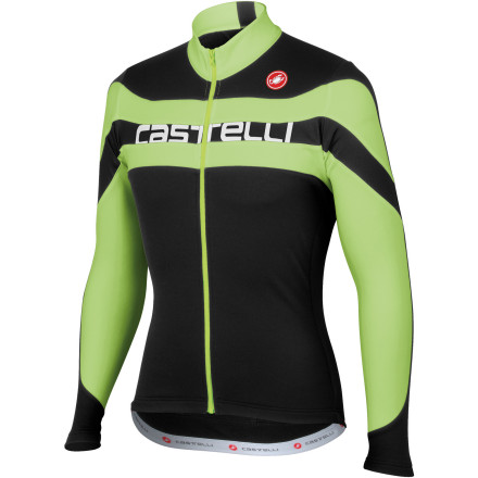 Castelli Giro Full-Zip Long Sleeve Jersey