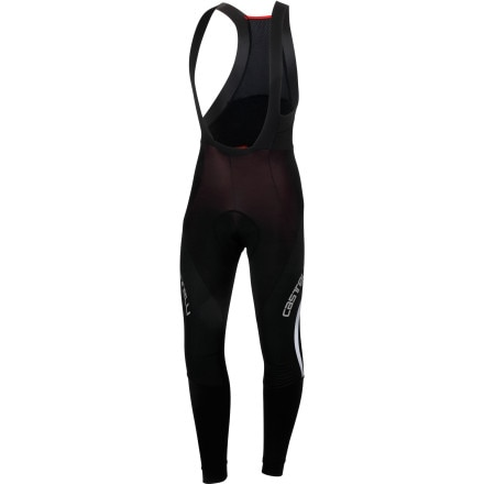 Sorpasso Wind Bib Tights Castelli