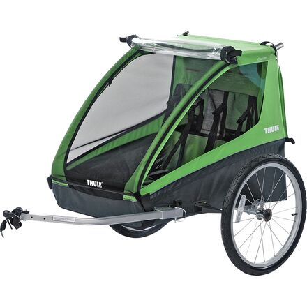 Cadence 2 With Bicycle Trailer Kit Thule Chariot