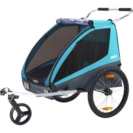 Coaster XT With Bicycle Trailer Kit & Stroller Kit Thule Chariot