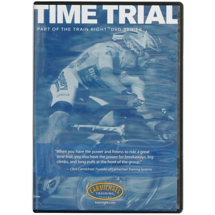 Carmichael Training System Time Trialing DVD