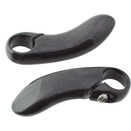 Cutter Carbon MTB Bar Ends 2.0