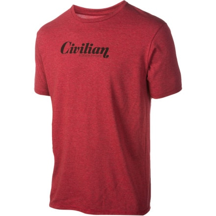 Civilian Bicycle Co. Company T-Shirt
