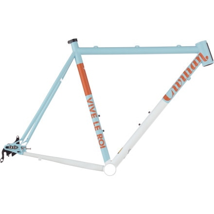 Civilian Bicycle Co. Vive Le Roi Frameset