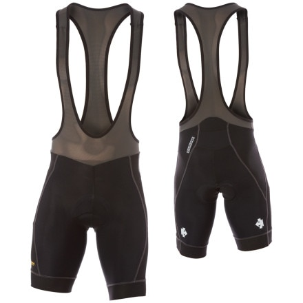 Descente Optima Bib Cycling Short - Men's