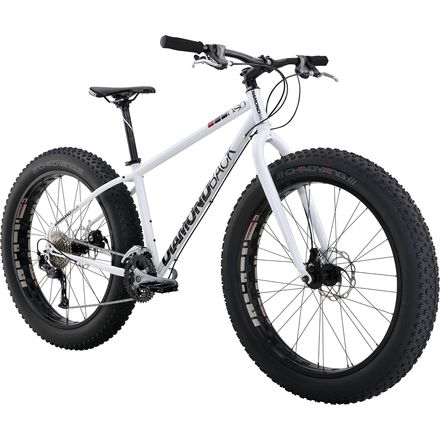 Diamondback El Oso De Acero Complete Fat Bike - 2016