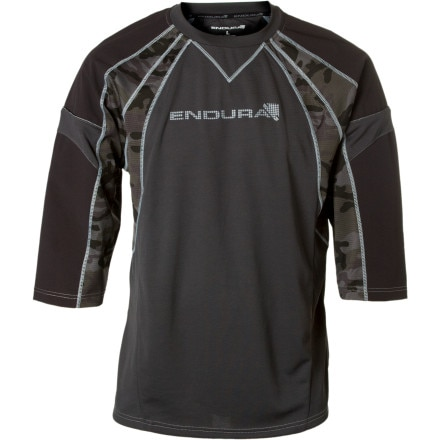 Endura MT500 Burner 3/4 Sleeve Jersey