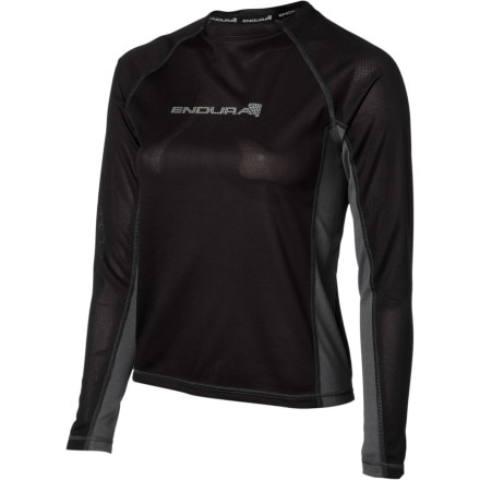 Endura Pulse Long Sleeve Women's Jersey