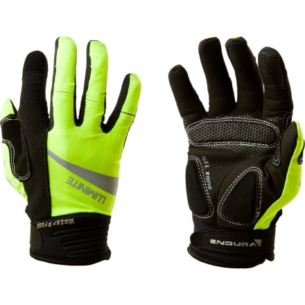Endura Luminite Hi-Viz Gloves