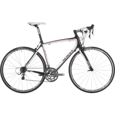 Merckx EFX-1/Shimano 105 Complete Carbon Road Bike - 2012