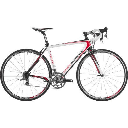 Merckx EMX-3/SRAM Force Complete Road Bike - 2011