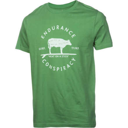 Endurance Conspiracy Surf & Turf T-Shirt