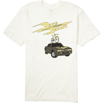 Endurance Conspiracy Race Bandit T-Shirt - Short-Sleeve - Men's