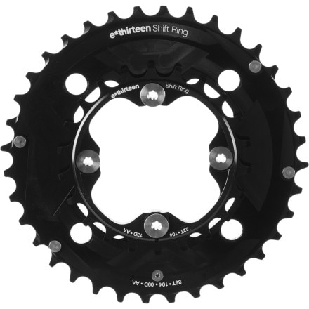 e*thirteen components Shiftring Kit