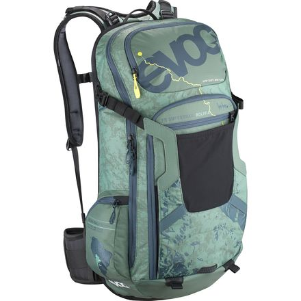 FR Supertrail Bolivia Pack Evoc