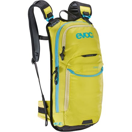Stage Technical 6L Bike Daypack With 2L Bladder Evoc